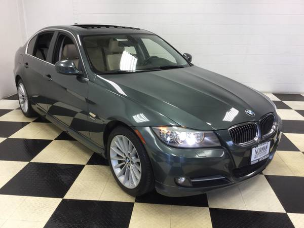 2011 BMW 335i AWD RARE FIND! ONLY 70K MI! IMMACULATE! LEATHER LOADED!