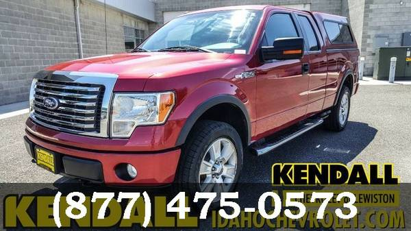 2010 Ford F-150 Good deal!
