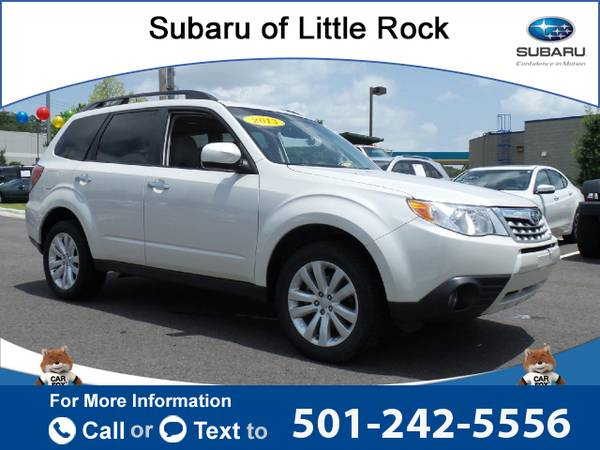 2013 *Subaru* *Forester* *2.5X* 91k miles