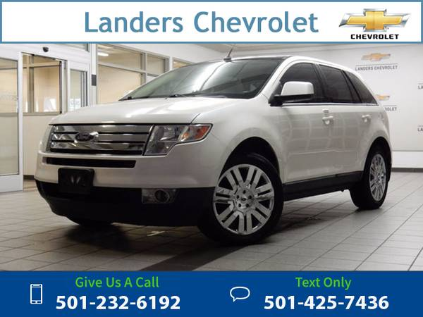 2010 *Ford* *Edge* *4dr* *Limited* *FWD* 128k miles
