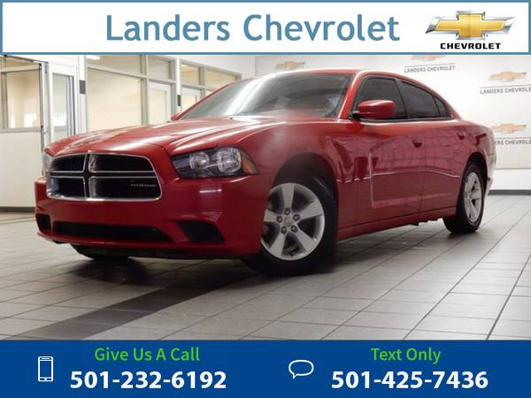 2011 *Dodge* *Charger* *4dr* *Sedan* *SE* *RWD* 106k miles