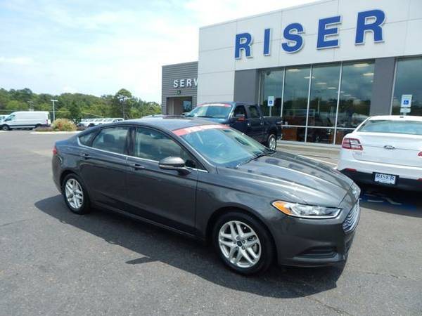 2016 FORD FUSION SD