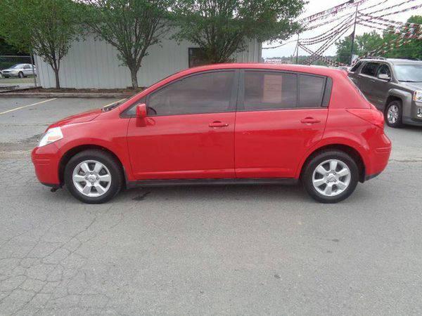 2009 *Nissan* *Versa* 1.8 S 4dr Hatchback 4A - Great cash deals!!!