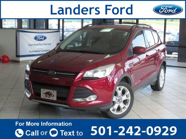 2013 *Ford* *Escape* *FWD* *4dr* *SE* 103k miles