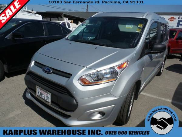 2016 Ford Transit Connect Wagon 4