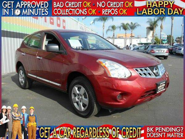 2013 *Nissan* *Rogue* S AWD 4dr Crossover - CALL TODAY!