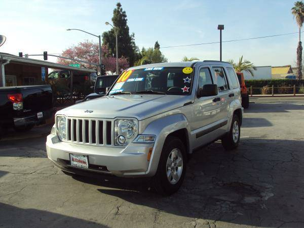 2010 *JEEP* *LIBERTY* *SPORT* LOW MILES! LIKE NEW $0 DOWN!