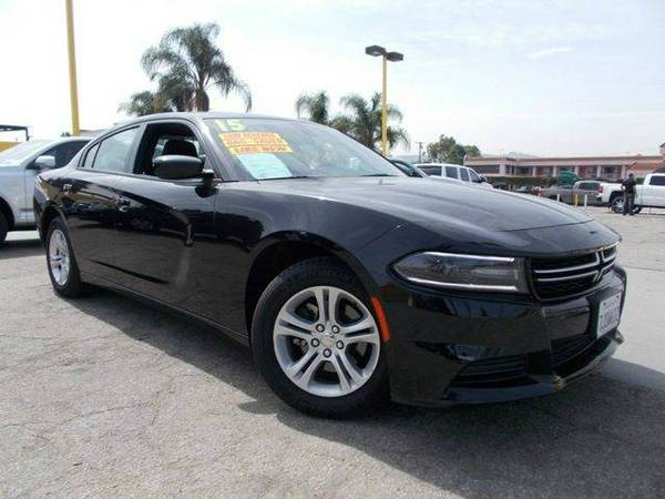 **Low Down Payment** 2015 DODGE Charger SE 4dr Sedan