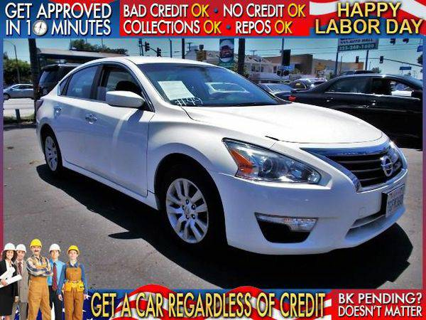 2014 *Nissan* *Altima* 2.5 4dr Sedan - CALL TODAY!