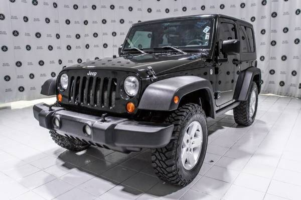 2007 Jeep Wrangler Rubicon - New on Job..Its Fine