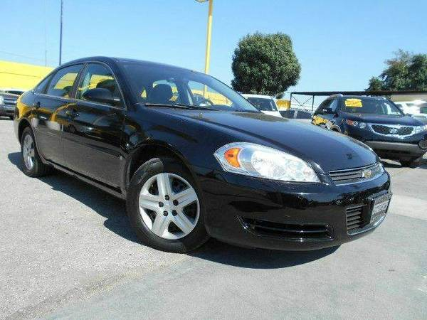 **Approved with Low Down** 2008 CHEVROLET Impala LS 4dr Sedan