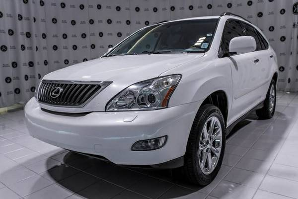 2009 Lexus RX 350 -Jump Start your Credit With US