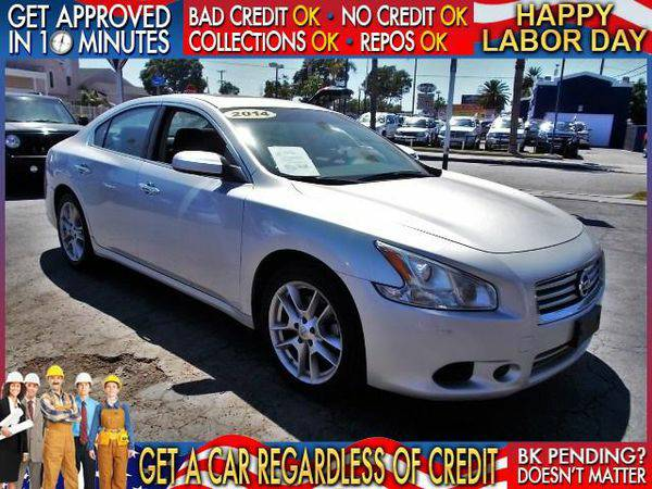 2014 *Nissan* *Maxima* S - CALL TODAY!
