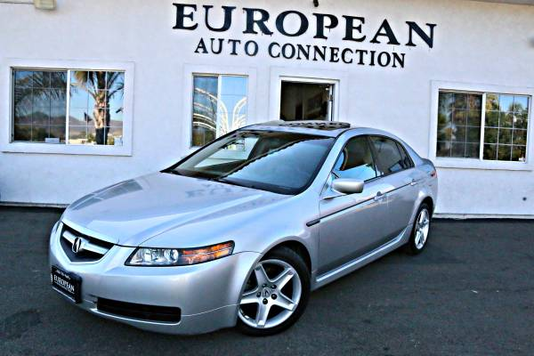 2006 ACURA TL SPORTS PKG LOADED GPS NAVI CAMERA PREMIUM SOUND 10/10