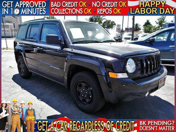 2016 *Jeep* *Patriot* Sport 4dr SUV - CALL TODAY!