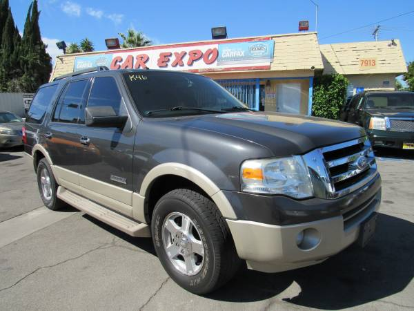 2007 FORD EXPEDITION EASY FINANCING LOW PAYMENTS LLAMEN HOY !!