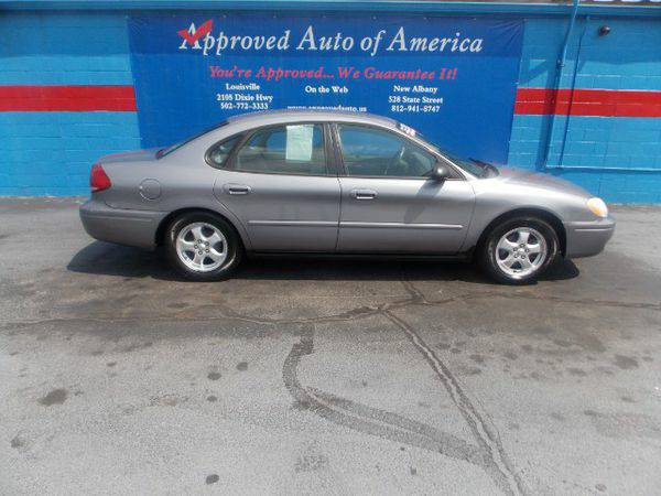 2007 *Ford* *Taurus* SE - $99 Down Gets you driving!!