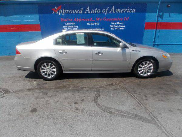 2010 *Buick* *Lucerne* CXL - $99 Down Gets you driving!!