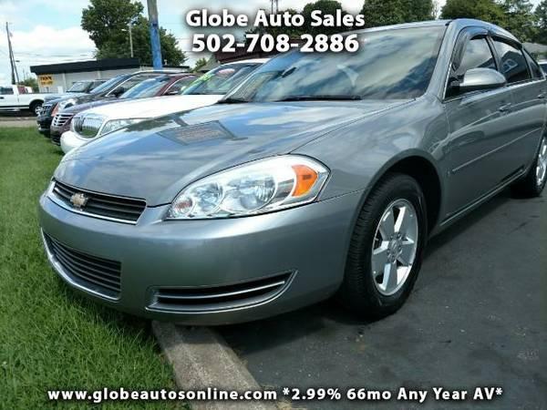 69K MILES 2007 Chevrolet Impala 1LT - *5YR 100K MILE WARRANTY AV.*