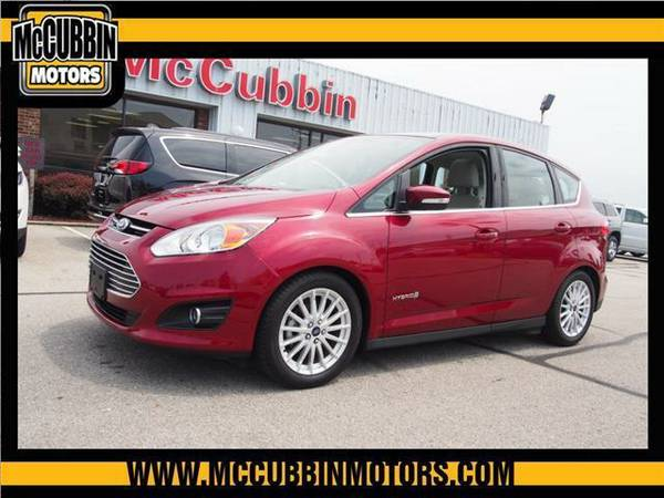 2015 *Ford C-Max Hybrid* SEL (Red)