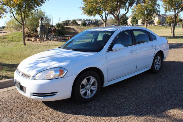>>> 2012 CHEVY IMPALA LS *** GREAT CAR EASY APPROVAL FOR...