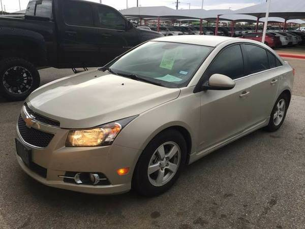 2013 Chevrolet Cruze - BAD CREDIT NO CREDIT $500 DOWN