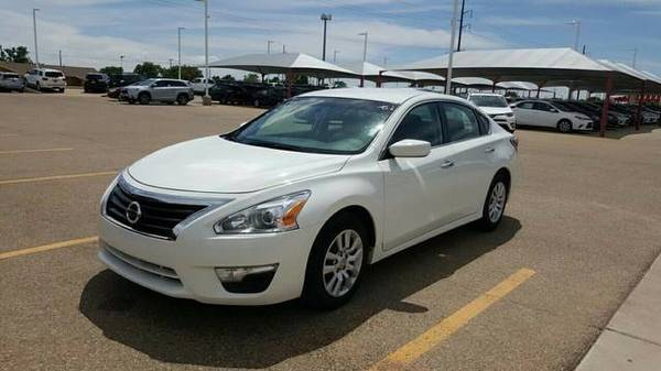 2015 Nissan Altima - BAD CREDIT NO CREDIT $500 DOWN