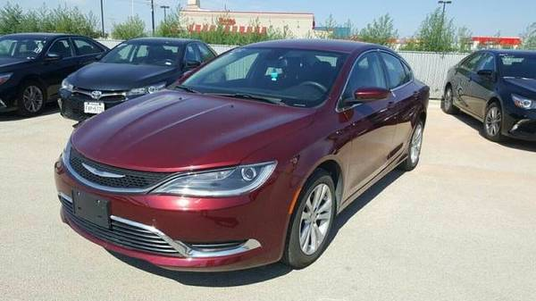 2015 Chrysler 200 - Call