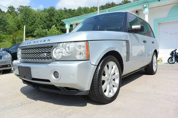 2006 Land Rover Range Rover Supercharged 4X4
