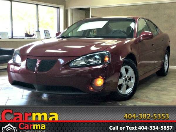 2006 Pontiac Grand Prix - *BAD CREDIT? NO PROBLEM!*