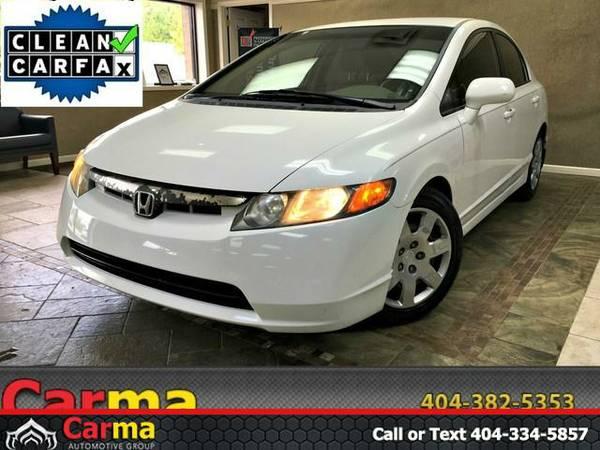 2008 Honda Civic Sedan - *EASY FINANCING TERMS AVAIL*