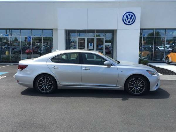 2013 Lexus LS 460 4dr Car 4dr Sdn AWD only 28,258 miles