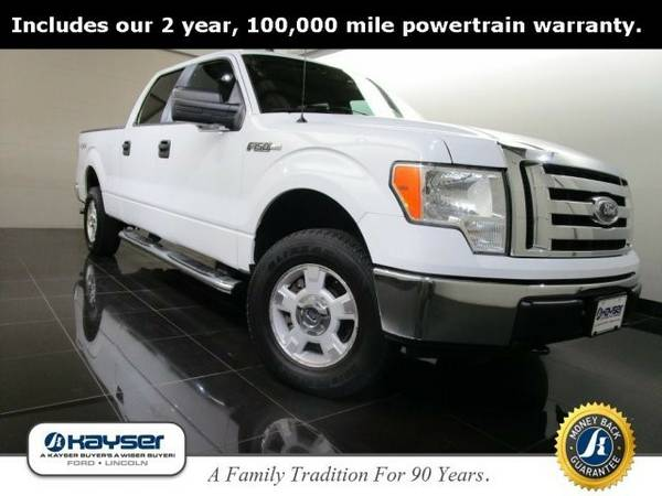 2010 Ford F-150 XLT Truck F-150 Ford