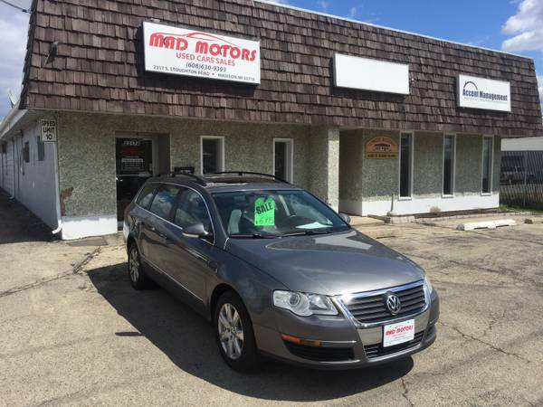 2007 VW Passat Station Wagon