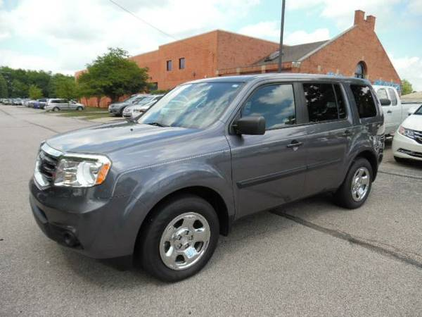 2015 Honda Pilot SUV LX 4X4 - Contact Tyler in the Internet Department