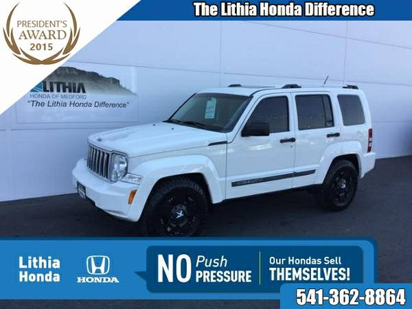 2010 JEEP LIBERTY V-6 CYL (1J4PP5GK1AW122020)