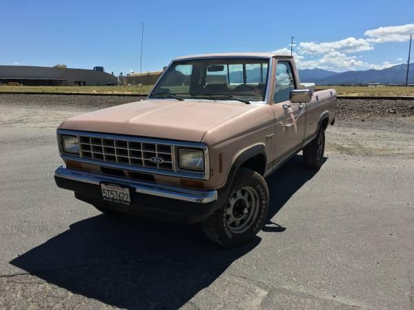 1987 Ford Ranger 4x4 !!!