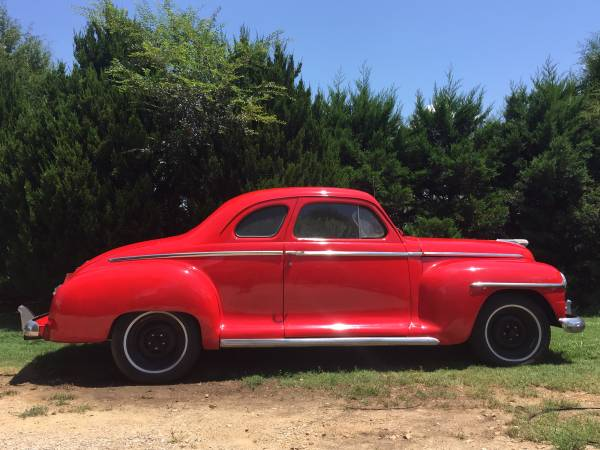 1948 Plymouth Coupe (Special Deluxe)