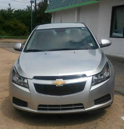 2014 *CHEVROLET* *CRUZE* LT ***APPROVALS IN 10 MINUTES***