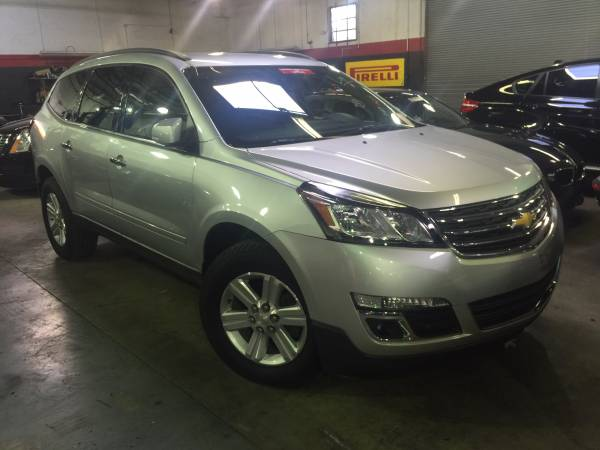 2013 Chevrolet Traverse LT☞ $2000 DOWN PAYNMET- $259 MONTHLY...
