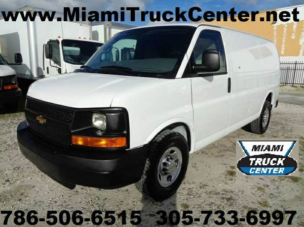 2011 Chevrolet Express G2500 Cargo Van *OVER 200 VANS!*