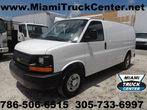 2012 Chevrolet Express G2500 Cargo Van *OVER 250 VANS!*
