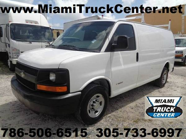 2006 Chevrolet Express G2500 Cargo Van *OVER 250 VANS!*