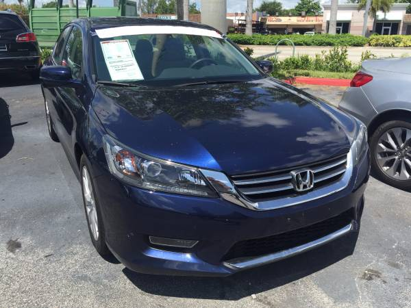 2013 HONDA ACCORD EX ☞ $1500 DOWN PAYNMET- $199 MONTHLY PAYMENT