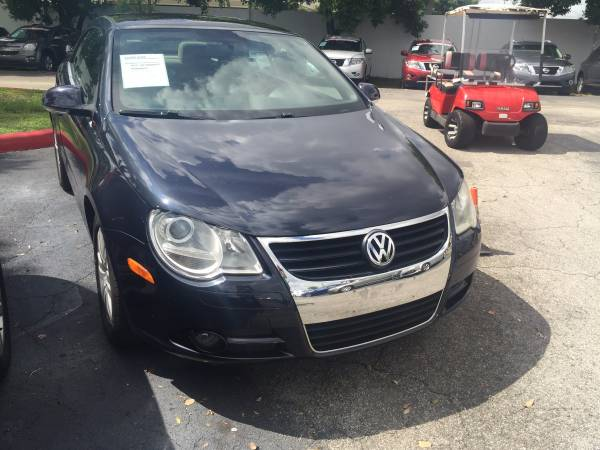 2008 Volkswagen Eos Convertible☞ $999 DOWN - $149 MONTHLY...
