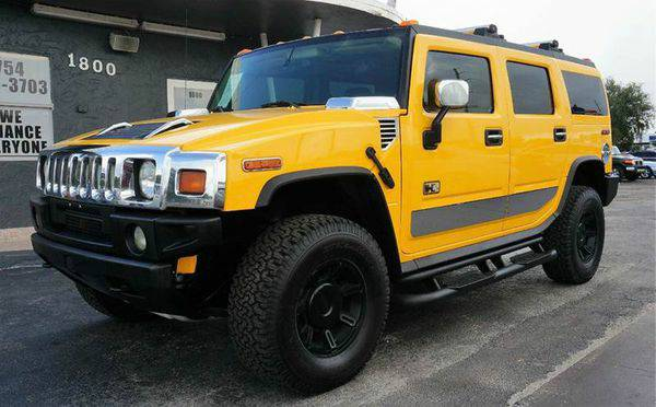 2004 *HUMMER* *H2* Adventure Series 4WD 4dr SUV Clean Title* 100%...