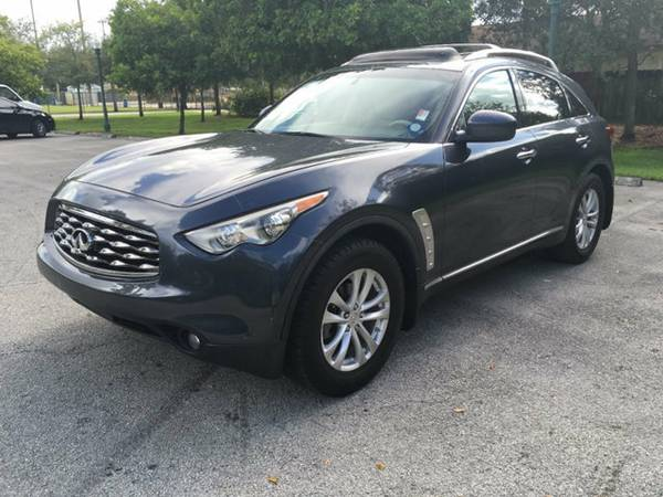 2010 INFINITI FX35 RWD 4dr SUV CLEAN TITLE/LOW MILES/1 OWNER/LIKE NEW!