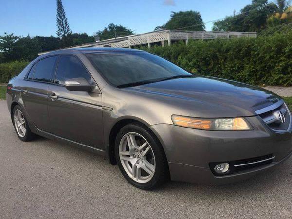2007 *Acura* *TL* w/Navi 4dr Sedan w/Navigation LOW DOWN PAYMENT!!!,...
