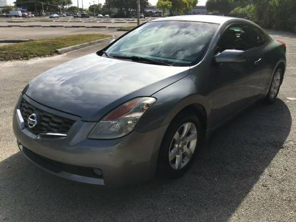 2008 NISSAN ALTIMA COUPE **1 OWNER** ONLY $1200 DOWN