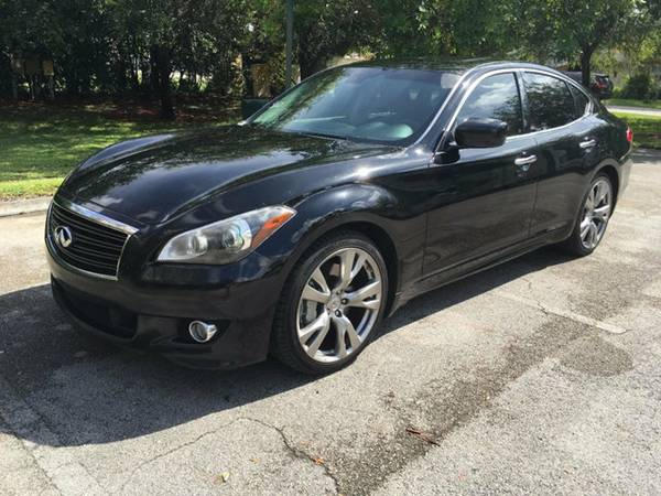2011 INFINITI M56 SPORT CLEAN TITLE 1 OWNER FULLY LOADED!!! FULLY A/F